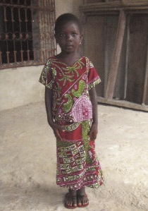 Little Girl in Togo