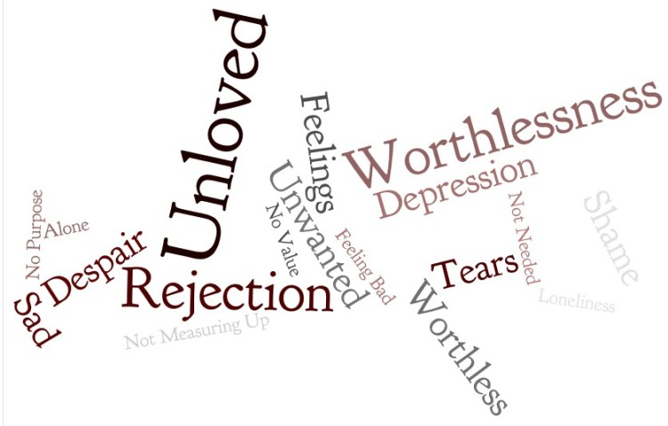Feeling Worthless — Two Wordles | Sheep Droppings