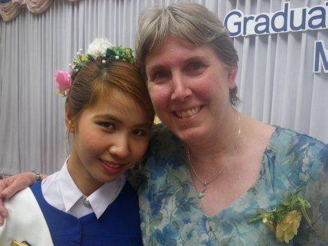 Siriporn's LDP Graduation in Thailand